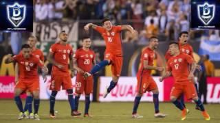 Ernesto Diaz Correa (Cooperativa)| Chile vs Argentina |Copa América Centenario 2016  | FINAL |