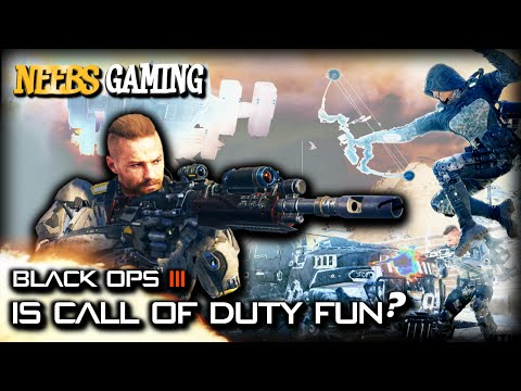 Is Call of Duty Fun? - Black Ops 3