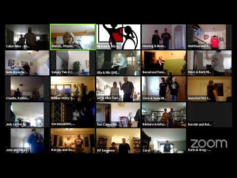 Virtual Square Dance April 25