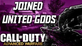 UG Blaziify: Joined United Gods! @UnitedGods