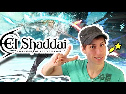El Shaddai [Part 18: BOSS Fire Nephilim, Chapter 06 - Azazel's Zeal]