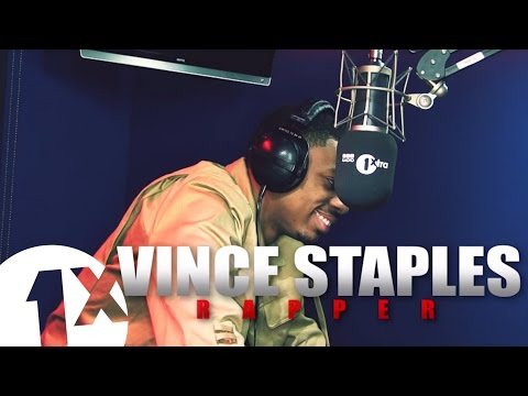 Fire In The Booth – Vince Staples