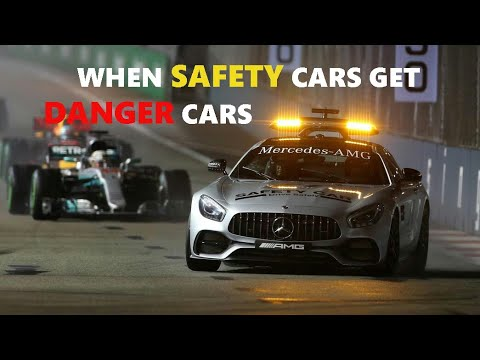 Top 5 Safety Car CRASHES In Motorsports