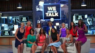 "CBS Sports makes history with all-female show, ""We Need to Talk"""