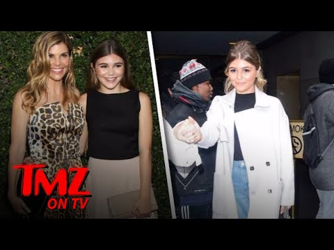 Lori Loughlin Comes To Her Daughters Defense | TMZ TV