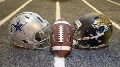 Dallas Cowboys vs Jacksonville Jaguars (London) - Full Game - 11/09/2014
