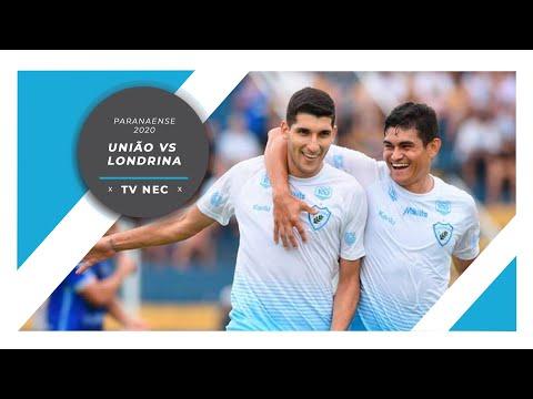TV NEC: Melhores momentos de União x Londrina - Campeonato Paranaense