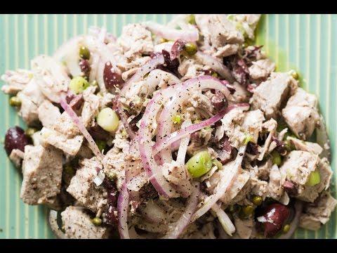 The Most Legit Tuna Salad, Ever