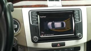 Scirocco OPS and Discover navigation on Passat B6,Discover media