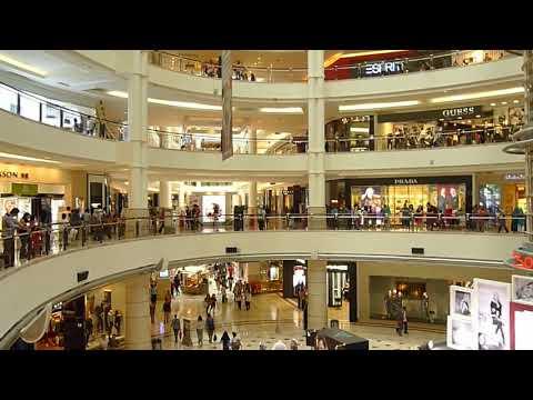 KLCC Shopping Mall Kuala Lumpur Malaysia
