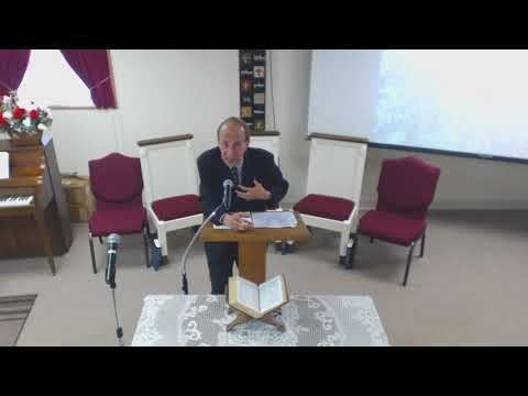 3/17/18 ''The Deity of Christ'' Bob Boockmann