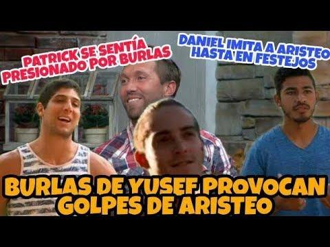 �BURLAS de YUSEF provocaron GOLPES de ARISTEO | EXATL�N M�XICO