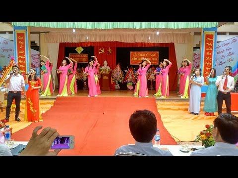 Bài ca người giáo viên nhân dân - Trường THPT Yên Định 2