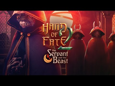 Прохождение Hand of Fate 2: The Servant and the Beast