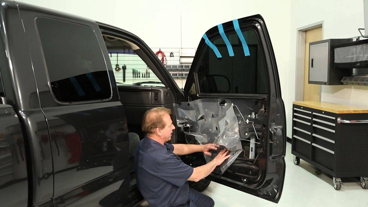 How To Change Window Regulator 2003 Chevy Silverado