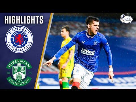 Rangers Hibernian Goals And Highlights