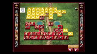 Stratego Game Analysis: Marshal Blitzing CounterAttack