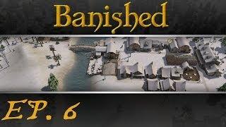 Blitz Plays Banished - Blitzington - Ep. 6 - Sheepy-Sheeps!