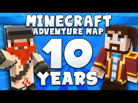 Minecraft | Yogscast 10 Year Anniversary thumbnail