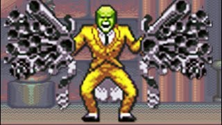 The Mask (SNES) All Bosses (No Damage)