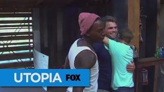 Rewind: Taylor's Arrival | Episode 4 | UTOPIA