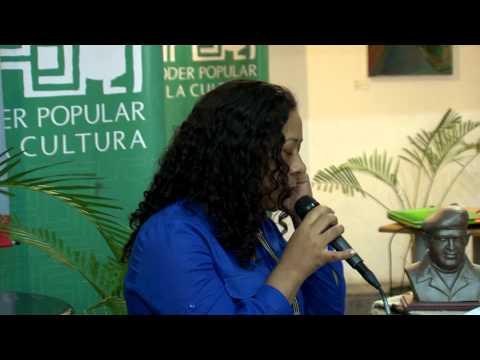 Aracelis García, Vicemin. para la Economía Cultural. Foro Permanente de Pensamiento y Acción