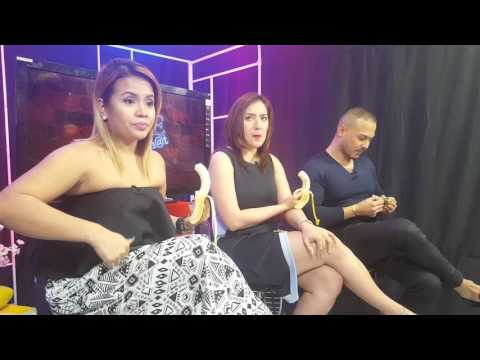 Ara Mina & Polo Ravales on KLC • Part 1