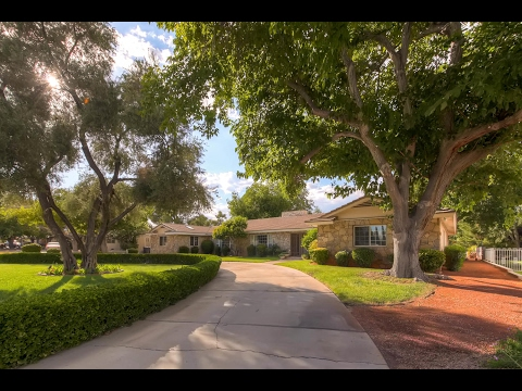 Rare Vintage Home For Sale // 3210 Ashby Ave // Las Vegas
