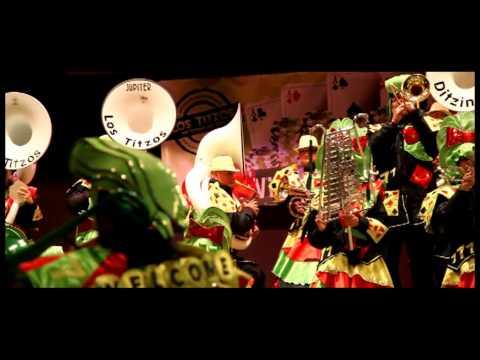 1. Ditzinger Guggenmusik Los Titzos - Kostümpräsentation 2013