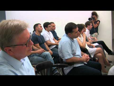Europe House Discussion: WAR IN UKRAINE, US FOREIGN POL, PERCEPTIONS OF MILITARY THREATS 08.09.2015