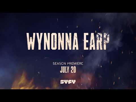"""Wynonna Earp Season 3 """"Curse"""" Promo (HD)"""
