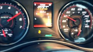 2012 Charger SRT8 6.4L 0-60