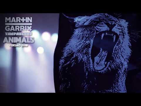 Yan Pablo DJ e Martin Garrix - Animals FUNK REMIX VERSÃO 2018