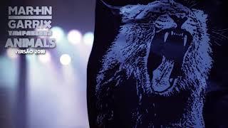 Yan Pablo DJ e Martin Garrix - Animals (FUNK REMIX) VERSÃO 2018
