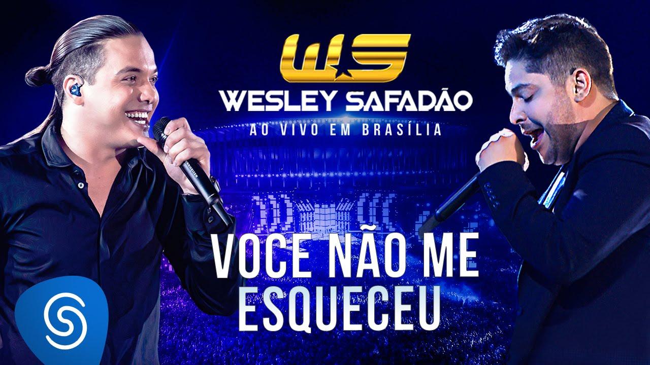 Você Não Me Esqueceu - Wesley Safadão Part. Jorge MP3