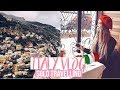 SOLO TRAVELLING TO ITALY 🇮🇹Sorrento, Positano and Amalfi