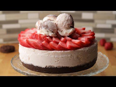 Breyers® Cookie Crust Ice Cream Cheesecake // Presented By Breyers®