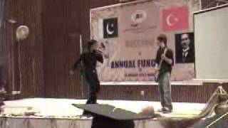 wo bedard live performance by daud shah & sohaib syed at national library