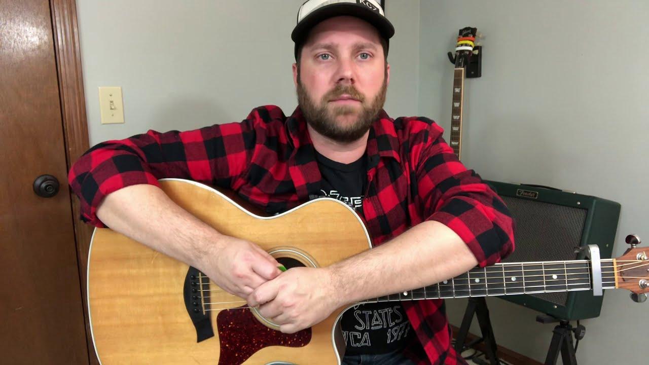 Wood Brothers Luckiest Man Bridge & Chorus Guitar Lesson