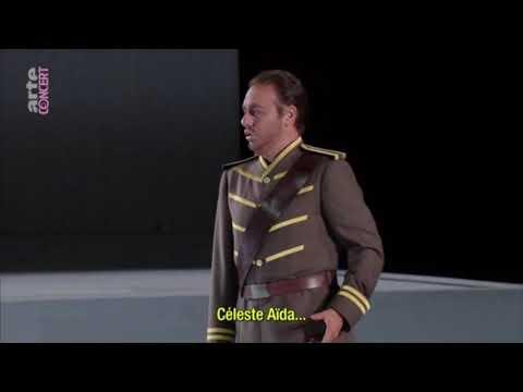 Francesco Meli- Se quel guerrier... Celeste Aida (Salzburg 12-08-2017)