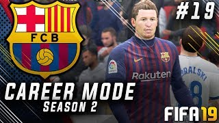 FIFA 19 Barcelona Career Mode EP19 - Remember The Name, Peter Ujevic!! 94 Potential Beast!!