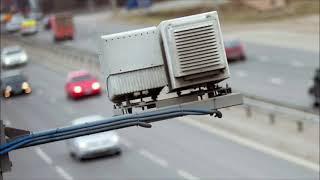 Внимание ! Камеры на дорогах начнут штрафовать за проезд по полосе общественного транспорта.