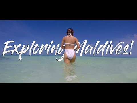 Exploring MALDIVES - Olhuveli Resort