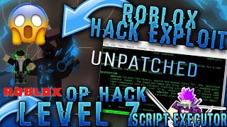 [UNPATCHED] | NEW ROBLOX HACK | OP | EXPLOIT/DLL | *WORKING 2017*