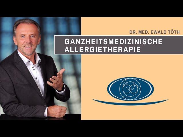 Allergie Vortrag von Dr. Ewald Töth