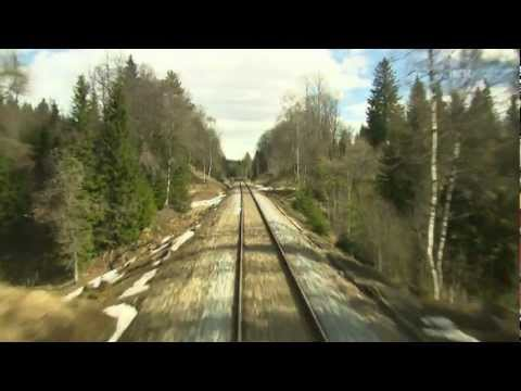 nordlandsbanen  minutt for minutt spring 03 nrk