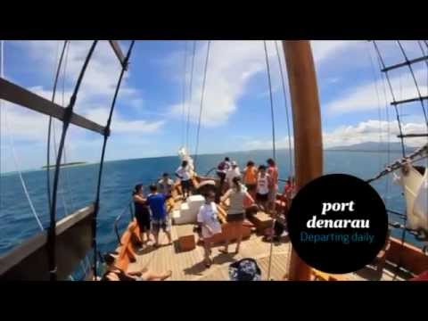 Captain Cook Cruises - Tivua Island Fiji