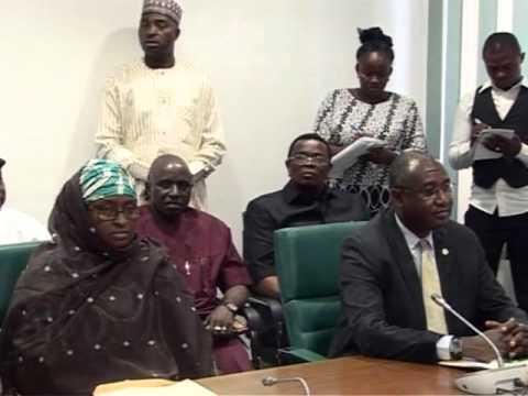 Speaker  House of Representatives on Inter Agency Cooperation