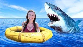 STRANDED IN THE OCEAN!!