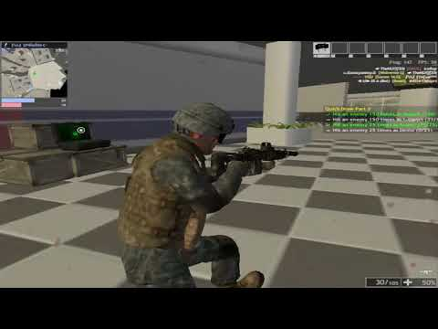 Red Crucible Reloaded - Socom 16 and Panzer Gameplay.